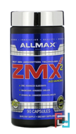 ZMX2 High-Absorbtion Magnesium Chelate, ALLMAX Nutrition, 90 Capsules