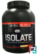 Isolate, Optimum Nutrition, 5.01 lb, 2270 g