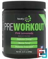 Energizing Pre-Workout, Bodylogix, 8.47 oz, 240 g