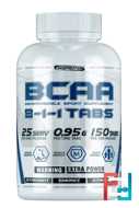 BCAA Tabs 8:1:1, King Protein, 150 tablets