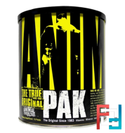 Animal Pak, Universal Nutrition, 15 Packs