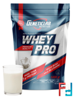 100% Platinum Protein Whey PRO, GeneticLab, Unflavored, 1000 g