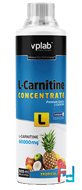 L-Carnitine  Concentrate, VP Laboratory, 50 serv, 1200 mg, 500 ml