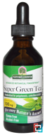 Super Green Tea, Alcohol-Free, Nature's Answer, 2 fl oz, 60 ml