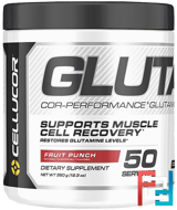 Cor-Performance Glutamine, Cellucor, 12.3 oz, 350 g