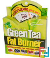 Green Tea Fat Burner, Irwin Naturals, 30 Fast-Acting Liquid Soft-Gels