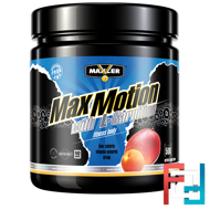 Max Motion with L-Carnitine, Maxler, can, 500 g