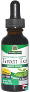 Green Tea, Alcohol-Free, 2,000 mg, Nature's Answer, 1 fl oz, 30 ml