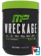 Wreckage Pre-Workout, MusclePharm, 12.61 oz, 357.5 g