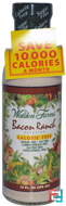 Bacon Ranch Dressing, Walden Farms, 2 fl oz, 355 ml