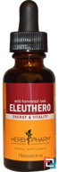 Eleuthero, Herb Pharm, 1 fl oz, 30 ml