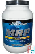 MRP, Meal Replacement Shake, Pure Advantage, 3 lbs, 1380 g