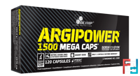 ARGI POWER Mega Caps, Olimp, 1500 mg, 120 capsules