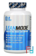 Stimulant Free, EVLution Nutrition, Lean Mode, 150 Capsules