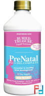 Nutritionals, PreNatal Plus DHA Complete, Buried Treasure, 16 fl oz, 473 ml