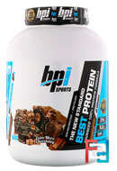 Best Protein, Advanced 100% Protein Formula, BPI Sports, 5.0 lbs, 2288 g