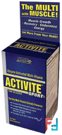 Activite Sport, MHP, 120 tablets