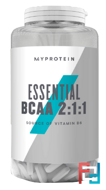 BCAA 1500, Myprotein, 120 tablets