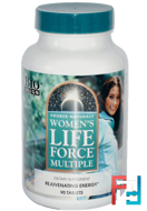 Women's Life Force Multiple, Source Naturals, 90 Tablets