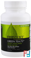 Green Tea-70, FoodScience, 60 Capsules
