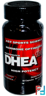 DHEA 100, Micronized, AST Sports Science, 100 mg, 60 Capsules