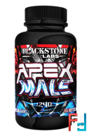 Apex Male, Blackstone Labs, 240 capsules