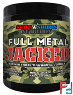Full Metal Jacked, SSN, 180 g