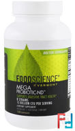Mega Probiotic-ND, FoodScience, 120 Capsules
