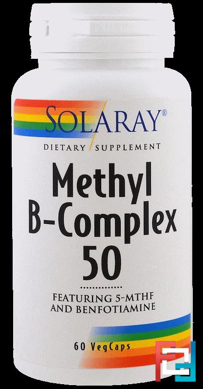 Methyl complex solaray b