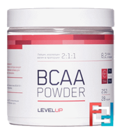 Aminoblast BCAA Powder, Level UP,  252 g
