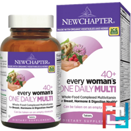 40+ Every Woman's One Daily Multi, New Chapter, 96 Tablets
