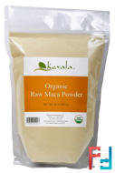 Organic Raw Maca Powder, Kevala, 16 oz (453 g)