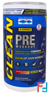 TMRFIT Series Clean, Pre Workout, Trace Minerals Research, 18.1 oz, 514 g