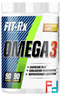 Omega-3, FIT-Rx, 90 capsules