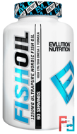 Fish Oil, EVLution Nutrition, 60 Softgels
