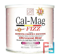 Cal-Mag Fizz, Mixed Berry Flavor, Baywood, 17.4 oz, 492 g