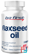 Flaxseed Oil, Be First, 90 capsules