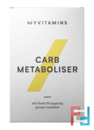 Carb Metaboliser (Метаболизатор углеводов), Myprotein, 30 capsules
