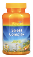Stress Complex, Thompson, 90 Capsules