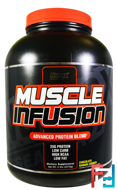 Muscle Infusion, Nutrex Research Labs, 5 lbs, 2270 g