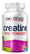 Creatine HCL powder, Be First, 120 g