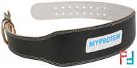 Myprotein Leather Lifting Belt (Кожаный пояс Myprotein), Myprotein