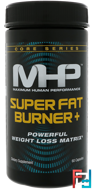 Maximum Human Performance, LLC, Super Fat Burner+, 60 Capsules