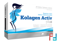 Kolagen Active Plus, Olimp, 80 tablets