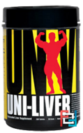 Uni-Liver, Desiccated Liver Supplement, 250 Tablets