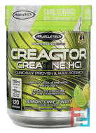 Creactor, Unflavoured, Muscletech, 7.16 oz, 203 g