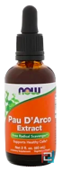 Pau D'Arco Extract, Now Foods, 2 fl oz, 60 ml