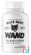 WAND, BLACK MAGIC, 20 capsules