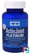 ActivJoint Platinum, Trace Minerals Research, 90 Tablets