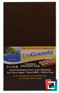 Organic Coconut Chocolate  Chip Ungranola Bar, Coconut Secret, 12 Bars, 1.2 oz (34 g) Each